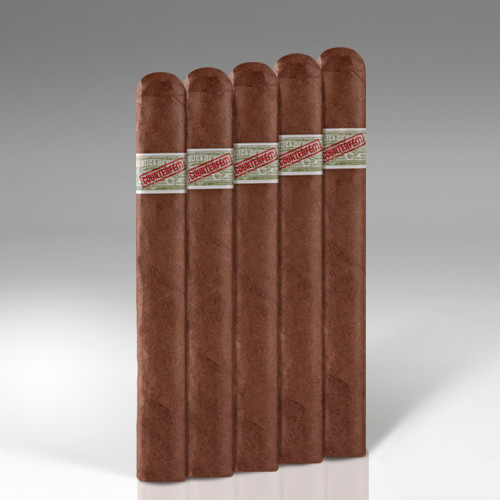 Genuine Counterfeit Cubans Toro Cigars - 6 x 50 (Pack of 5)