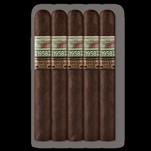 Genuine Pre-Embargo C.C. Edicion Limitada 1958 Maximo Cigars - 6 x 50 (Pack of 5)