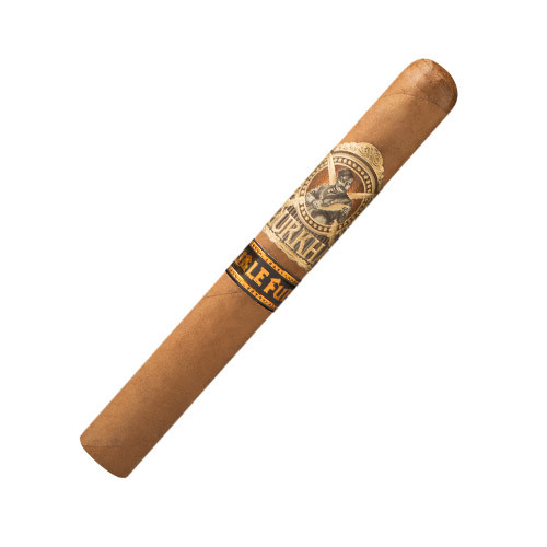 Gurkha 5-Packs Legend Double Fuerte Toro Cigars - 6 x 50 (Pack of 5)