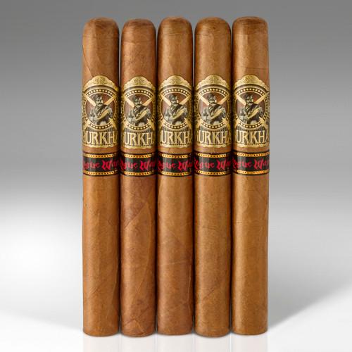 Gurkha 5-Packs Rogue Warrior Churchill Cigars - 7 x 52 (Pack of 5)