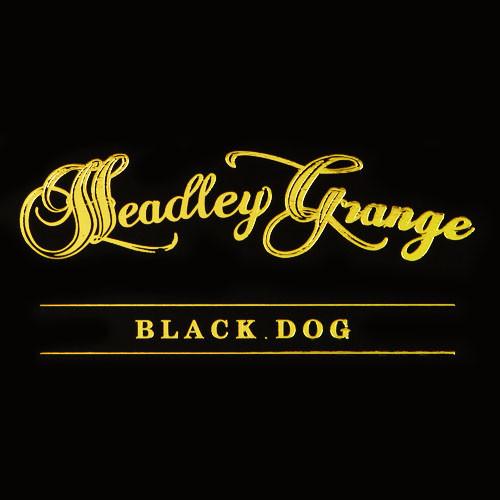Headley Grange Black Dog Laguito No. 6 Cigars - 6.5 x 56 (Box of 20)