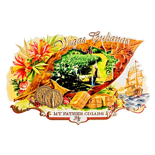 My Father Vegas Cubanas Imperiales Cigars - 6.12 x 52 (Box of 25)