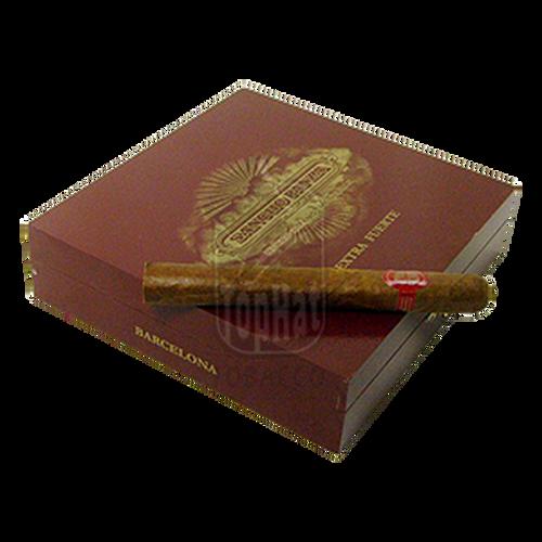 Sancho Panza Extra Fuerte Barcelona Cigars - 6.5 x 48 (Cedar Chest of 20)