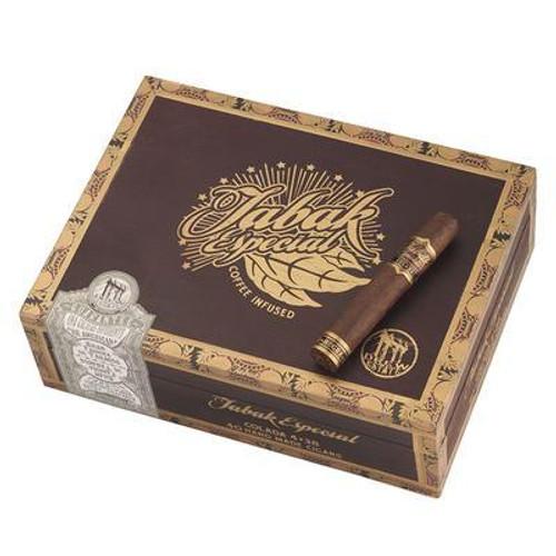 Tabak Especial by Drew Estate Colada Negra Cigars - 4 x 38 (Box of 40)