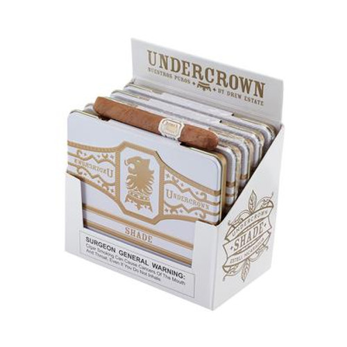 Undercrown Shade Coronets Cigars - 4 x 32 (5 tins of 10)