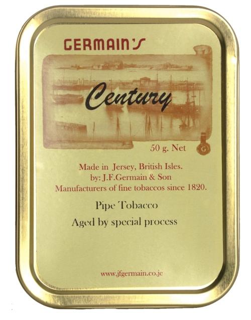Germain's Century Pipe Tobacco | 1.75 OZ TIN