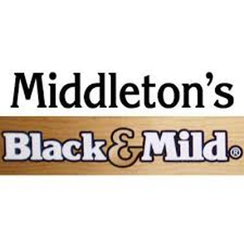 Middleton's Black And Mild Logo