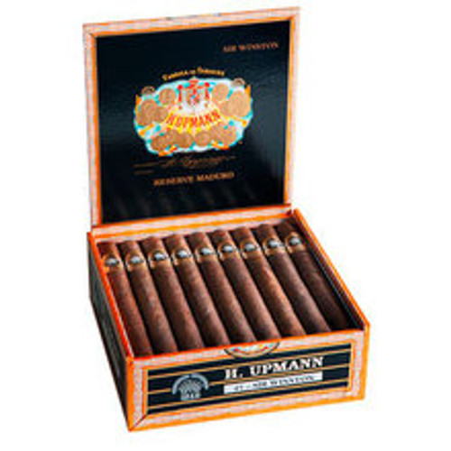 H. Upmann Reserve Maduro Robusto Cigars - 5 x 54 (Box of 27)