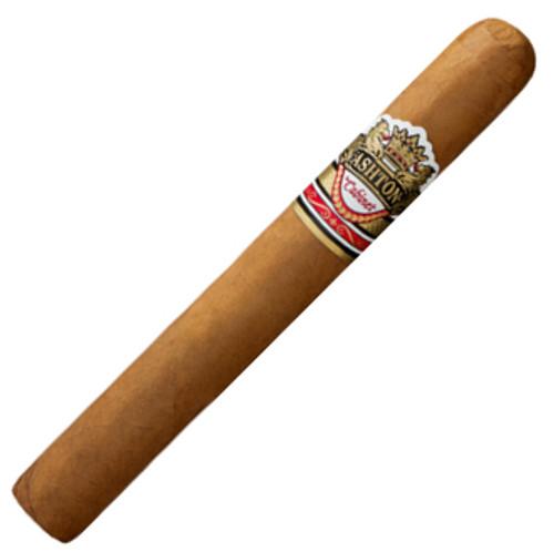 Ashton Cabinet No. 4 Cigars - 5 3/4 x 46 (Cedar Chest of 25)