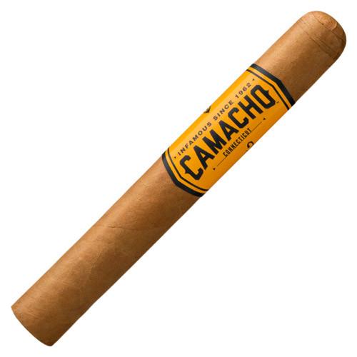 Camacho Connecticut Toro Cigars - 6 x 50 (Box of 20)