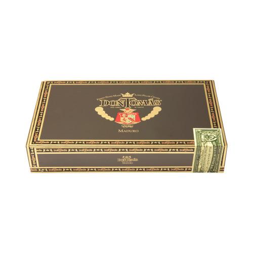 Don Tomas Clasico Robusto Maduro Cigars - 5 1/2 x 50 (Box of 25)