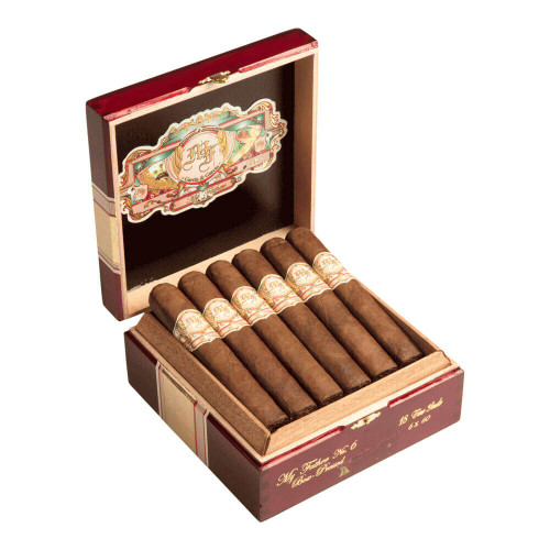 My Father Cedros Deluxe Cervantes Cigars - 6.5 x 44 (Box of 23)