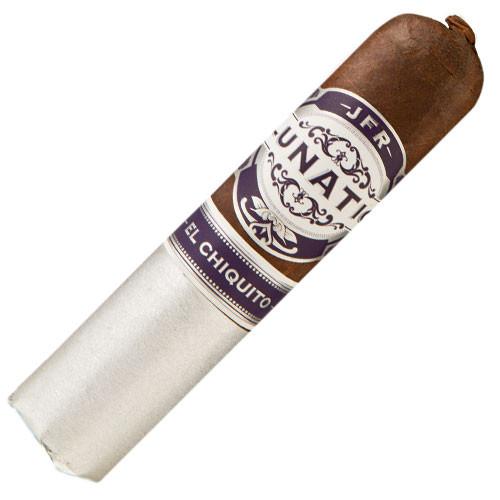 Casa Fernandez Lunatic El Chiquito Cigars - 4.75 x 70 (Box of 28)