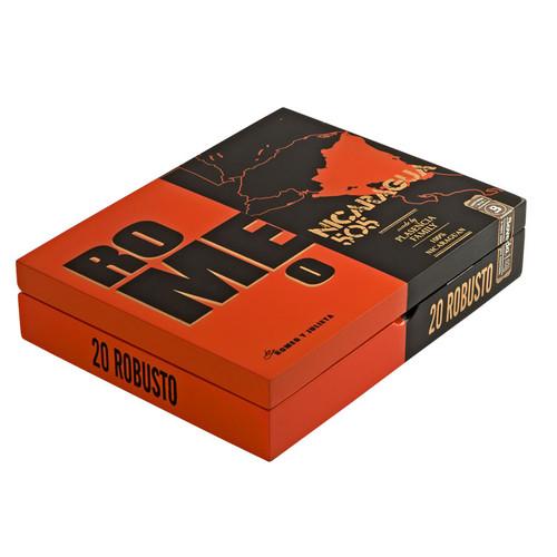 Romeo 505 Nicaragua by Romeo y Julieta Robusto Cigars - 5.5 x 50 (Box of 20)