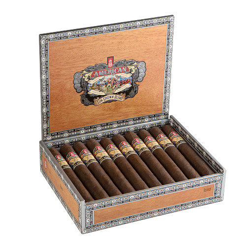 Alec Bradley American Sun Grown Churchill Cigars - 7 x 48 (Box of 20)