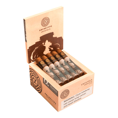 Archetype Cloaks Robusto Cigars - 5 x 50 (Box of 20)