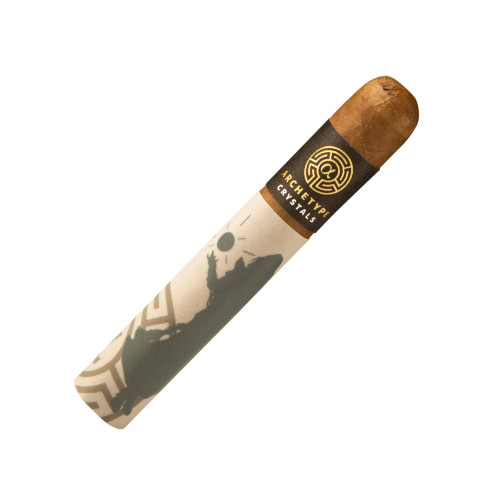 Archetype Crystals Robusto Cigars - 5 x 50 (Box of 20)