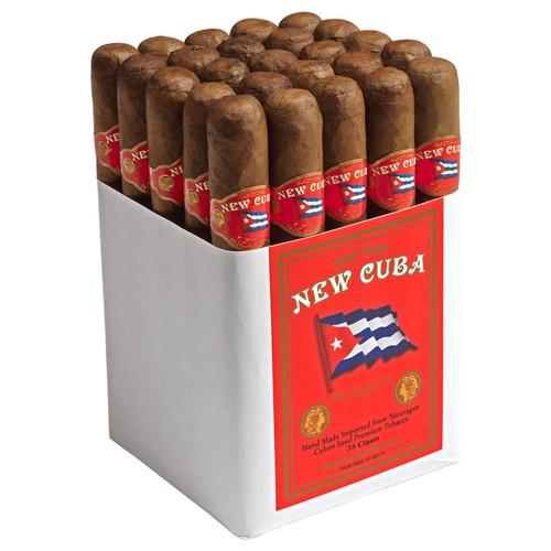 Casa Fernandez New Cuba Corojo Toro Cigars - 6 x 50 (Bundle of 25)