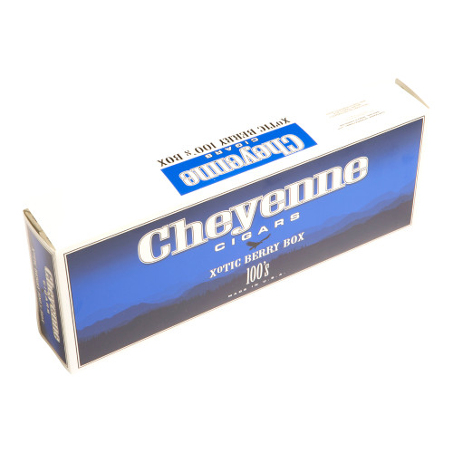 Cheyenne Filtered Cigars Xotic Berry Cigars - 3.87 x 20 (10 Packs of 20 (200 Total))