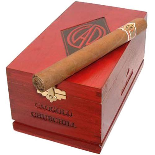 CAO Gold Churchill Cigars - 7 x 48 (Box of 20)