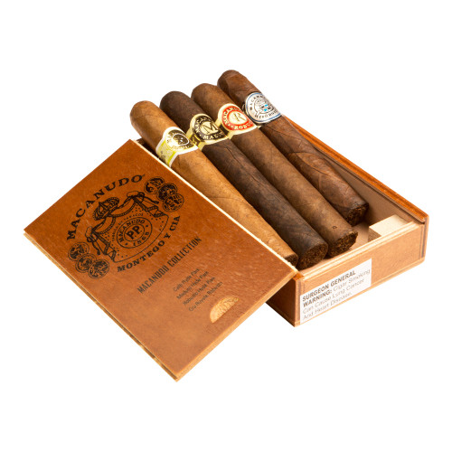 Cigar Samplers Macanudo Collection Cigars (Box of 4)