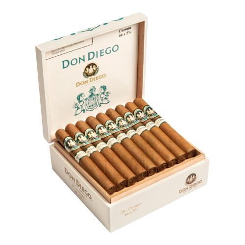 Don Diego Corona Cigars - 5.5 x 44 (Box of 25)