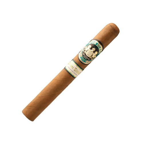 Don Diego Corona Major Cigars - 5.5 x 44 (Box of 20 Aluminum Tubes)