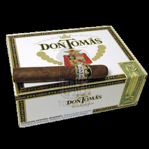 Don Tomas Sun Grown Gigante Cigars - 6 X 60 (Box of 25)