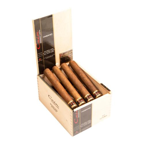 Oliva Cain 550 Habano Tubos Cigars - 5.75 x 50 (Box of 12)