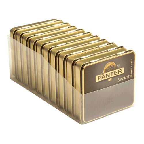 Panter Sprint Cigars - 3 x 21 (10 Tins of 20) (200 Total)