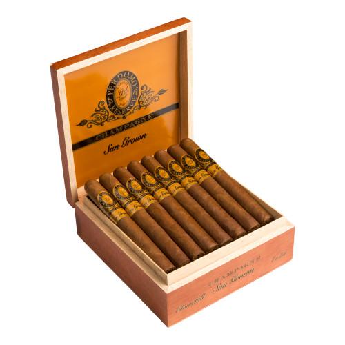 Perdomo Champagne Sungrown Churchill Cigars - 7 x 54 (Box of 25)