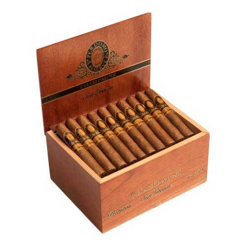 Perdomo Champagne Sungrown Puritos Cigars - 4 x 38 (Box of 50)