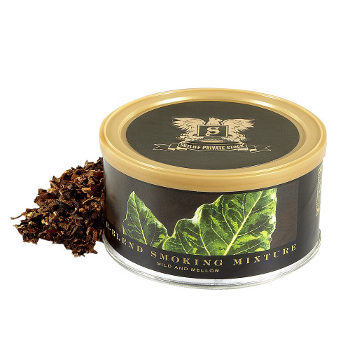 Sutliff Private Stock R-Blend Pipe Tobacco   1.5 OZ CAN