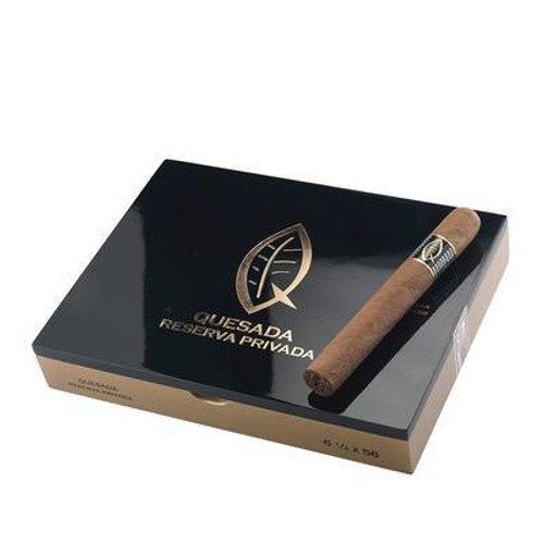 Quesada Reserva Privada Double Corona Cigars - 6.5 x 46 (Box of 10)