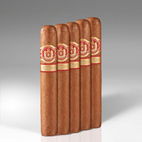 Saint Luis Rey Serie G No. 6 Cigars - 6 x 60 (Pack of 5)