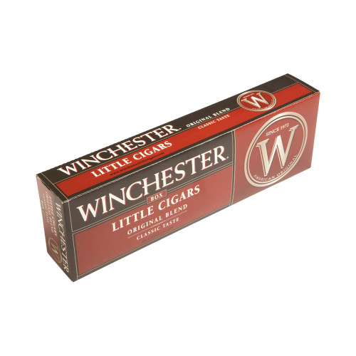 Winchester Little Cigars Full Flavor Cigars - 3.875 x 20 (10 Packs of 20 (200 Total))