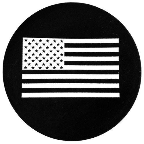 DC Skins Snuff Covers - Waterproof Protective Skins for Dip and Chew Cans - US Flag
