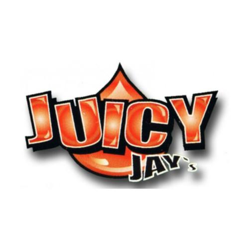 Juicy Jay's  Flavored Hemp Rolling Papers Logo
