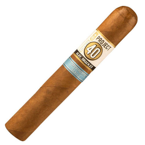 Alec Bradley Project 40 Robusto Cigars - 5 X 50 (Box of 20)