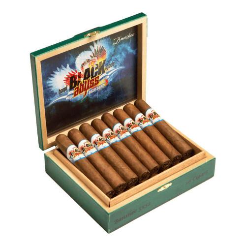 Black Abyss Nicaragua Cerberus Cigars - 6 x 60 (Box of 16)