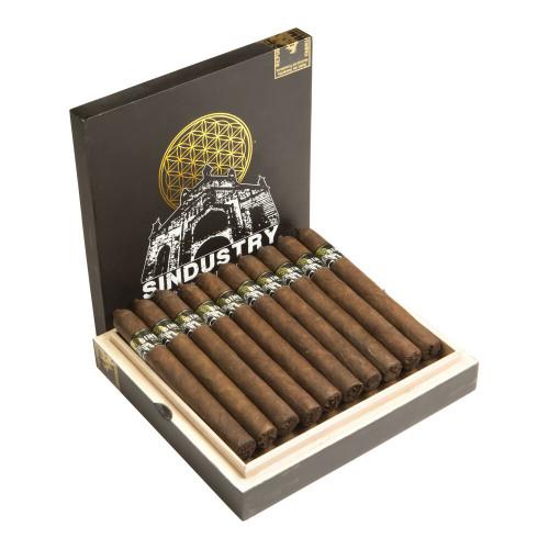 Black Works Studio Sindustry Toro Cigars - 6.25 x 48 (Box of 20)