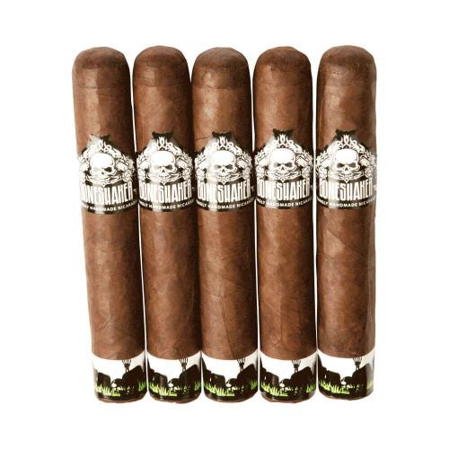 Boneshaker Boneyard War Hammer Cigars - 6 x 60 (Pack of 5)