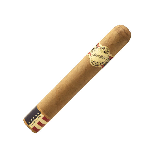 Brick House Double Connecticut Mighty Mighty Cigars - 6.25 x 60 (Box of 25)