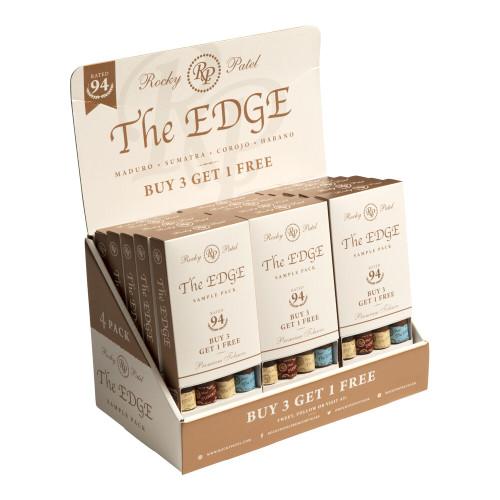 Cigar Samplers Rocky Patel Edge Sampler Cigars (15 Packs of 4 (60 Total))
