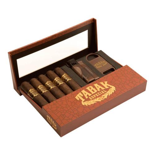 Cigar Samplers Tabak Especial Toro Gift Set Cigars - 6 x 52 (Pack of 5)