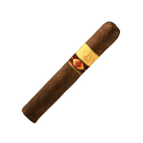 Crafted by Oliva Maduro Robusto Cigars - 5 x 50 (Box of 20)