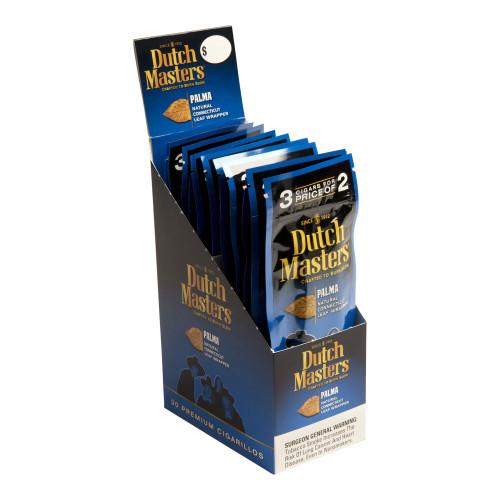Dutch Masters Cigarillos Palma Cigars - 4.5 x 28 (20 packs of 2 (40 total))