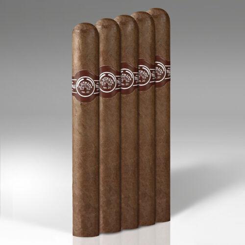 H. Upmann Connoisseur Cabinet 01-20 Cigars - 5.75 x 47 (Pack of 5)