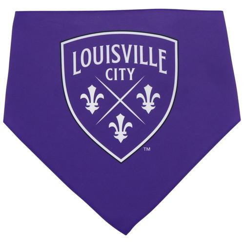 Image of product Louisville City FC Small Pet Bandana