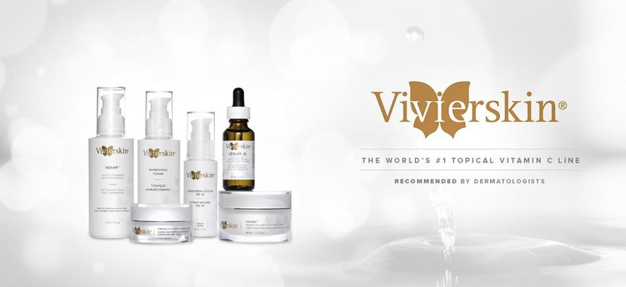 Vivier Skincare at GLO Antiaging Canada's leading skincare clinic